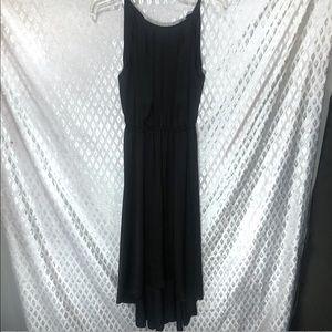 Apt. 9 Black High-Low Dress